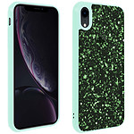 Avizar Coque Turquoise pour Apple iPhone XR