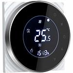 BECA Thermostat Connecté Compatible Alexa Et Google Home Couleur Noir BEC_BHT6000-B-GCLW