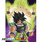 Dragon Ball -  Super Broly Poster Broly (52 X 38 Cm)