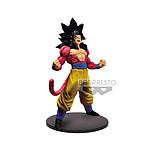Dragon Ball GT - Statuette Blood of Saiyans Super Saiyan 4 Son Goku 20 cm