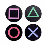 Sony PlayStation - Pack 4 sous-verres Icons Playstation