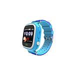 Inkasus Montre Bluetooth Kid Safe traceur GPS pour enfant V2  Bleu