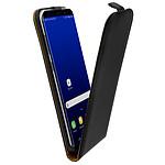 Avizar Etui à clapet Noir pour Samsung Galaxy S8