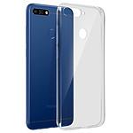 Avizar Coque Transparent pour Honor 7A , Huawei Y6 2018