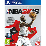 NBA 2K18 Day One Edition (Playstation 4)