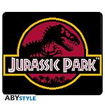Jurassic Park -  Tapis De Souris Pixel Logo