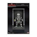 Iron Man 3 - Figurine Mini Egg Attack Hall of Armor Iron Man Mark I 8 cm