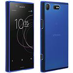 Avizar Coque Bleu pour Sony Xperia XZ1 Compact
