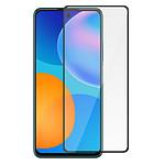 Avizar Film verre trempé Noir pour Huawei P smart 2021