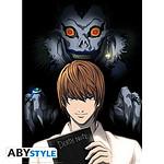 Death Note -  Poster Light & Ryuk (52 X 35 Cm)