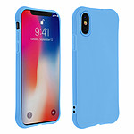 Avizar Coque Bleu pour Apple iPhone X , Apple iPhone XS