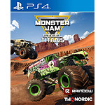 Monster Jam Steel Titans (PS4)
