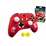 Subsonic Kit de customisation pour manette Xbox One Rouge