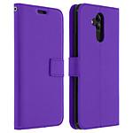 Avizar Etui folio Violet pour Huawei Mate 20 lite