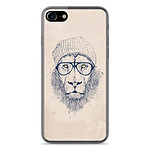 1001 Coques Coque silicone gel Apple IPhone 8 motif BS Cool Lion
