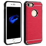 Avizar Coque Rouge pour Apple iPhone 7 , Apple iPhone 8