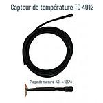 GCE Electronics Capteur De Température Tc-4012 - 5 Mètres TC-4012-5