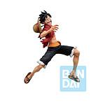 One Piece - Statuette Ichibansho Great Banquet Luffy 16 cm
