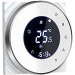 BECA Thermostat Connecté Compatible Alexa Et Google Home Couleur Blanc BEC_BHT6000-W-GCLW