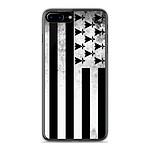 1001 Coques Coque silicone gel Apple IPhone 8 Plus motif Drapeau Bretagne