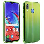 Avizar Coque Vert pour Samsung Galaxy A40