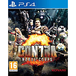 Contra Rogue Corps (PS4)