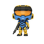 Halo Infinite - Figurine POP! Mark VII (Deco) w/case 9 cm
