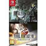Final Fantasy VII et Final Fantasy VIII Remastered (SWITCH)