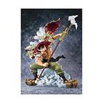 One Piece - Statuette FiguartsZERO Edward Newgate (Whitebeard) -Pirate Captain- 27 cm