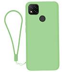 Avizar Coque Vert pour Xiaomi Redmi 9C