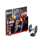 Star Wars - Maquette 1/110 Model Set TIE Fighter 9 cm