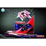 Goldorak UFO Robot Grendizer - Diorama acrylique Duke Fleed Transformation 15 cm