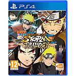Naruto : Ultimate Ninja Storm Trilogy ( PS4 )
