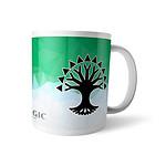 Magic the Gathering - Mug GOR Fractal Selesnya