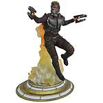 Les Gardiens de la Galaxie Vol. 2  - Gallery statuette Star-Lord 25 cm