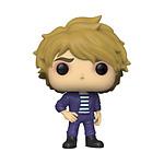 Duran Duran - Figurine POP! Nick Rhodes 9 cm
