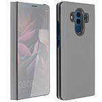 Avizar Etui folio Argent pour Huawei Mate 10 Pro