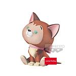 Disney - Figurine Cutte! Fluffy Puffy Dinah 4 cm