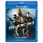 G.I. Joe 2 : Conspiration [Combo Blu-Ray, Blu-Ray 3D]