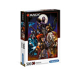 Magic the Gathering - Puzzle Planeswalker (500 pièces)