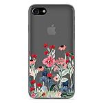 1001 Coques Coque silicone gel Apple iPhone 7 motif Printemps en fleurs