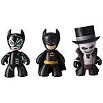 Batman Le Defi - Pack 3 figurines Mez-Itz 5 cm