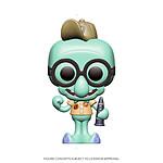 Bob l'éponge 2020 - Figurine POP! Squidward Camping Gear 9 cm