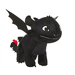Dragons 3 - Peluche Toothless Glow In The Dark 60 cm