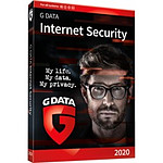 G DATA Internet Security  - Licence 1 an - 5 postes - A télécharger