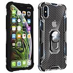 Avizar Coque Noir pour Apple iPhone XS Max