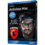 G DATA Antivirus for Mac - Licence 1 an - 1 poste - A télécharger
