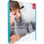 Adobe Photoshop Elements 2020 - Licence perpétuelle - 2 postes - A télécharger