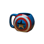Marvel - Mug Captain America Shield