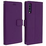 Avizar Etui folio Violet pour Samsung Galaxy A70